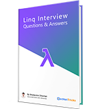 LINQ Questions and Answers